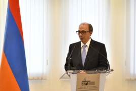 Recognition of Artsakh's right to self-determination is key, Armenia tells France