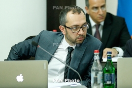 Armenia easing some restrictions under martial law