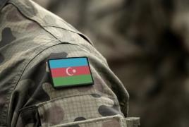 Azerbaijan reports 2,783 deaths in Karabakh war