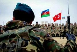 Turkey's military exports to Azerbaijan jump 610%