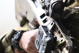 Азербайджанцы избили гражданского и перерезали горло армянскому военнослужащему
