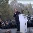 Armenia opposition gives Pashinyan Dec. 8 deadline for resignation