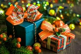 Ամանորին նվազագույնը 2500 նվերի փաթեթ՝ արցախցի երեխաներին