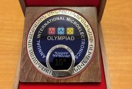 15th International Microelectronics Olympiad wraps in Armenia