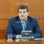 Karabakh president approves new government structure