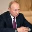Putin reflects on peacekeepers, Karabakh situation, border protection