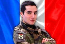 French-Armenian soldier killed in Mali during counterterrorism mission
