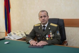 Armenian National Security Service chief visiting Moscow again