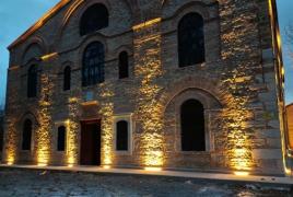 Turkey turning Armenian church into