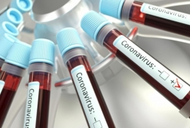 Covid-19: Armenia infections grew by 582 in the past day