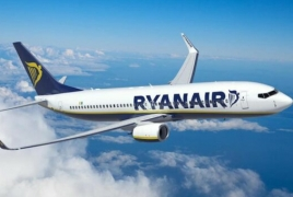 Ryanair recommends visiting