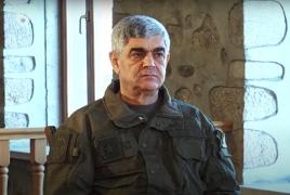 Բալասանյան․ Ադրբեջանը պարբերաբար խախտում է Արցախի այժմյան պայմանական սահմանները