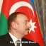 Aliyev claims Armenians captured after war are