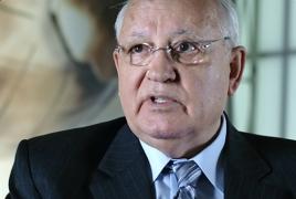Горбачев: Вопрос Карабаха надо решить в интересах обеих сторон, без победителей и побежденных