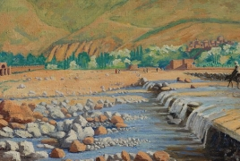Картину Уинстона Черчилля выставили на аукцион Christie's с оценкой $677,000