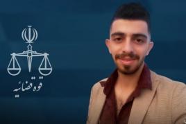 VOA: Iran sentences Azeri activist to 3 years for joining pro-Azerbaijan protest