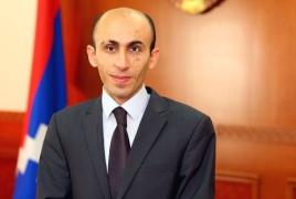 Beglaryan: Baku jails Armenian POWs without ICRC, Russia's knowledge
