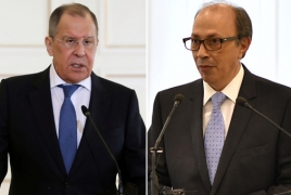 Armenian, Russian Foreign Ministers talk new statement over the phone