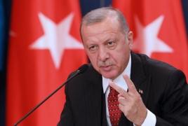 Erdogan hints at plans to get rid of peacekeepers in Karabakh