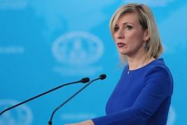 Զախարովա․ ՌԴ-ն կսատարի ՀՀ և Ադրբեջանի մտավորականների երկխոսությանը, եթե նախաձեռնեն