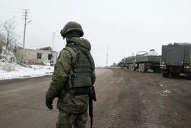 Արցախում կորոնավիրուսի դեմ արդեն 100 ռուս խաղաղապահ  է պատվաստվել