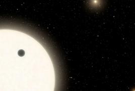 3 արեգակով մոլորակ է հայտնաբերվել