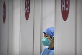 China builds hospital in 5 days after Covid cases surge