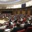 Парламент РА не обсудит правомерность трехстороннего заявления по Карабаху: «Мой шаг» отказался
