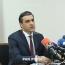 Омбудсмен Армении по вопросу возвращения пленных обратился к сопредседателям МГ ОБСЕ