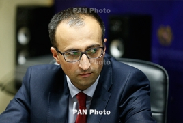 Armenia Health Minister submits resignation