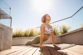 Forbes: Natalie Asatryan – 15-year-old yoga instructor and inspiration