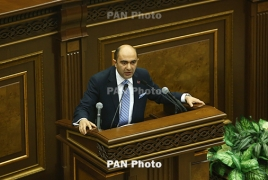 Bright Armenia leader Edmon Marukyan says will run for PM's post