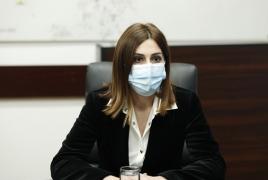 Armenia coronavirus situation