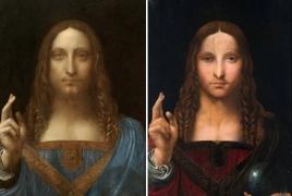 Stolen Salvator Mundi discovered in Naples apartment