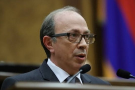 Armenian, French Foreign Ministers talk Karabakh humanitarian issues