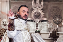 Catholicos names Bishop Vrtanes Abrahamian as Primate of Karabakh Diocese