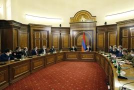 Премьер Армении и президент Карабаха провели расширенное совещание Совбеза
