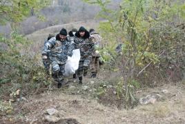 В Карабахе обнаружены тела еще 5 военнослужащих