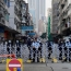 Hong Kong declares first lockdown amid mounting cases