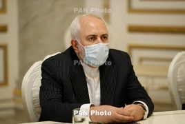 Zarif thinks Armenia-Iran railroad really possible