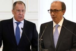 Главы МИД Армении и РФ обсудили вопрос возвращения военнопленных
