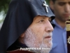 Catholicos lauds minority soldiers' bravery in defending Armenia