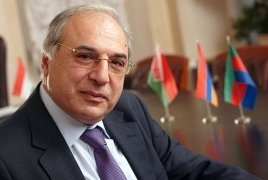 Envoy says Armenia rejected Israel's arms sales proposal