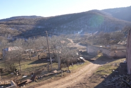 New homes will be built for Syunik residents who lost their houses