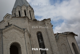 Top cleric: Services could be held at Shushi's Ghazanchetsots Cathedral