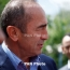 Armenia ex-President Kocharyan traveling to Moscow