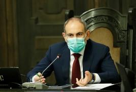 Пашинян создал комиссию для координации рабочей группы вице-премьеров Армении, РФ и Азербайджана