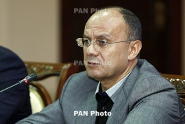 Ex-Defense Minister Seyran Ohanyan will run in possible snap elections