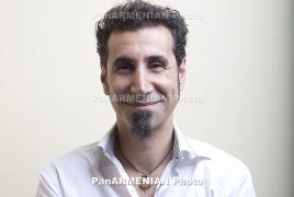 Serj Tankian announces