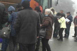 Russian peacekeepers help 32 more refugees return to Karabakh
